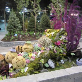 Opening Night Flowers