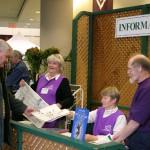 Info Centre Volunteers