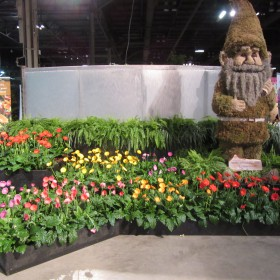 Grout & The Canada Blooms Welcome Garden