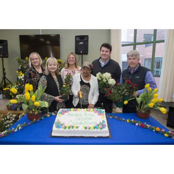 Canada Blooms Donates Flowers