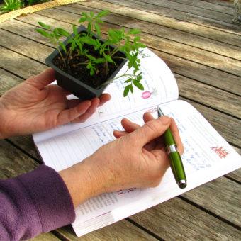Gardener's Gratitude Journal