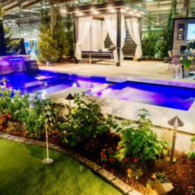 Aquaspa Pool and Landscaping and Royal Stone Landscaping and Design