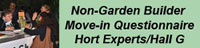 Non Garden Builder Move In Questionnaire