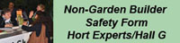 Non Garden Builder Safety Form