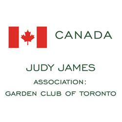 Judy James Sign