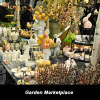 Garden Marketplace At Canada Blooms