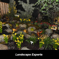 Landscape Experts At Canada Blooms