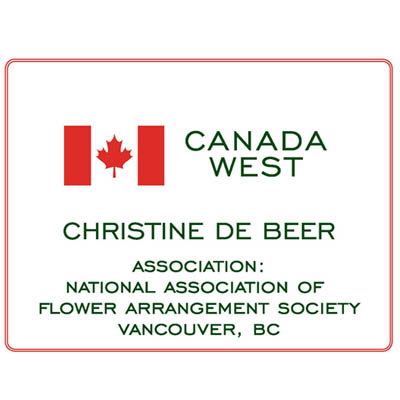 Canada West at Canada Blooms 2020