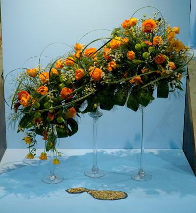 Annie Scicluna Canada Blooms 2020 Design