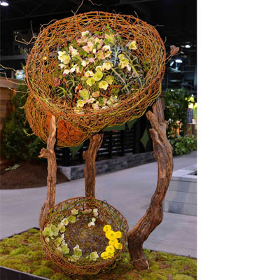 Melani Nemeskovic 2020 Design Canada Blooms