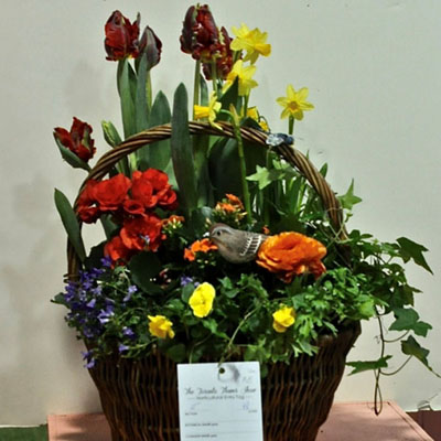 Mary Lou Tigert Entry Canada Blooms 2020