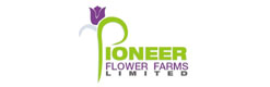 Pioneer Flower Farm logo