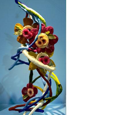 Wiqarrunisa Boolani Canada Blooms 2020 design