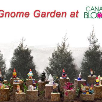 Gilda's Club Gnome Garden