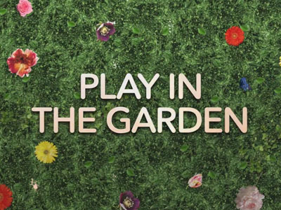 Play In The Garden Video