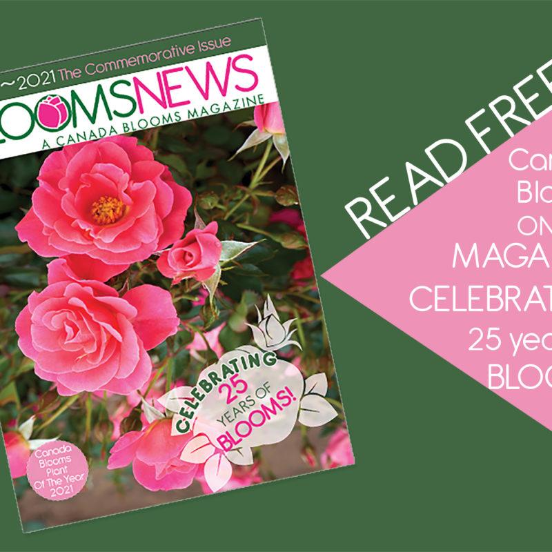 Canada Blooms Magazine