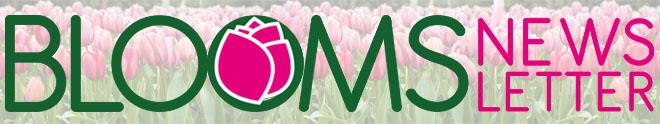 Canada Blooms Newsletter Header